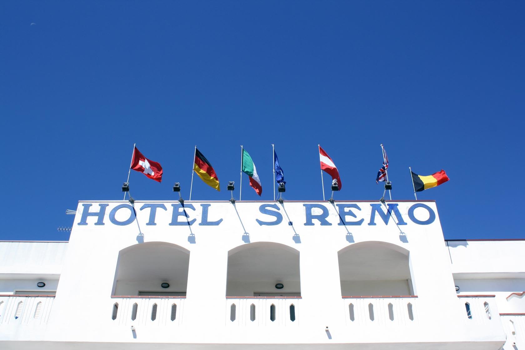 Hotel San Remo - Hotel San Remo