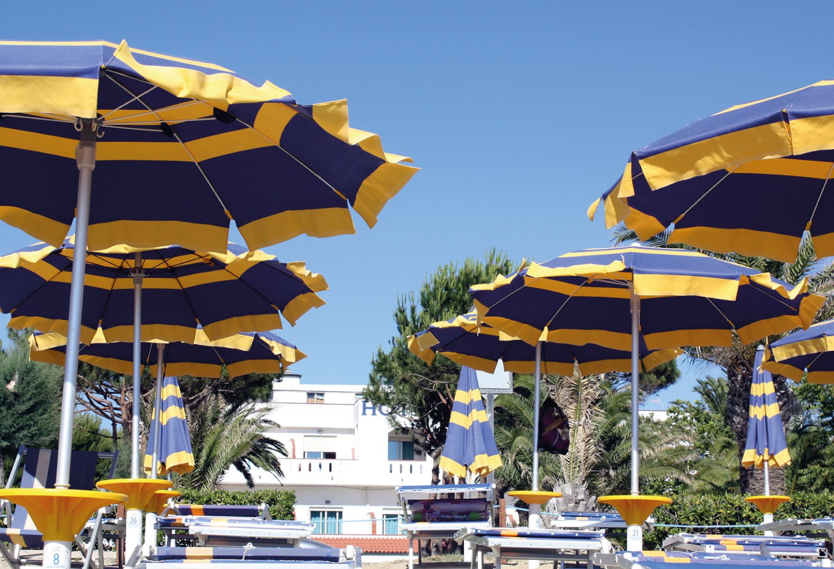 Hotel San Remo - in vacanza con amici