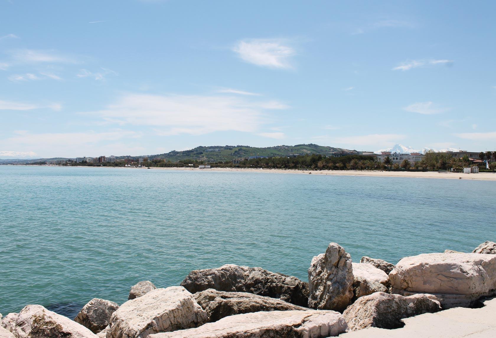 Hotel San Remo al mare in serenità